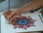 Mandala-Making While In Treatment