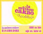 eCard: La Maison Cakao